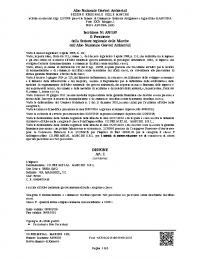 INTERMEDIAZIONE (CAT. 8 F-ISCR. AN 139 DEL 12.02.2011