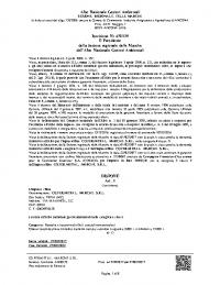 AN 139 DEL 27.02.2017 CAT. 4 – 5 (SCAD. 27.02.2022)